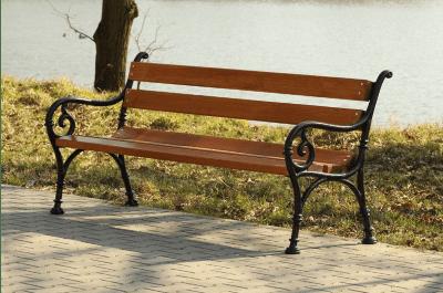 Poważnie Żeliwne ławki parkowe - cena. BUD-NET - Bud-Net YX35