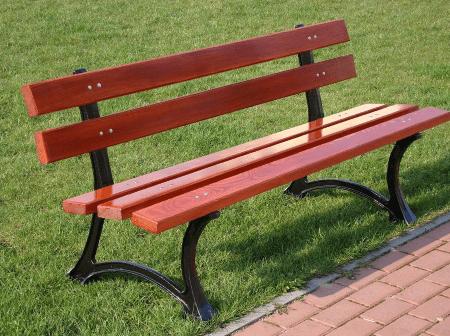 Ogromnie Żeliwne ławki parkowe - cena. BUD-NET - Bud-Net WM62